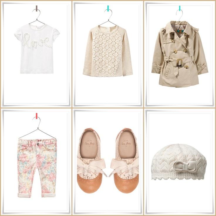 ZARA-Baby girl | baby zoe | Pinterest | Nice, Everything ...