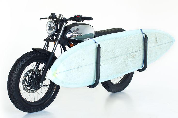 Smokey Joe | Deus Ex Machina | Custom Motorcycles, Surfboards, Clothing and Accessories
