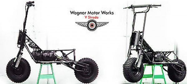Other Makes V Strada 150r Two Wagner Motor Works V Strada 150 R Off Road Scooters Free