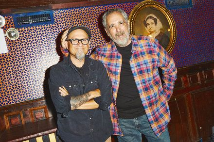 Bobcat Goldthwait andBarry Crimmins Explore the Past Darkly in a New Film