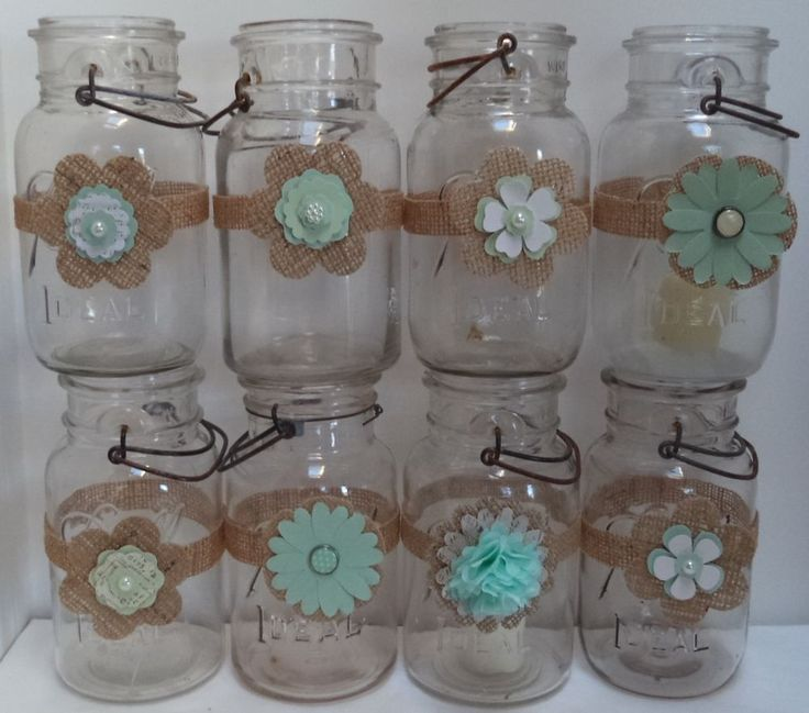Country Wedding Mason Jars: 1000+ Images About Rustic Country Wedding Mason Jar