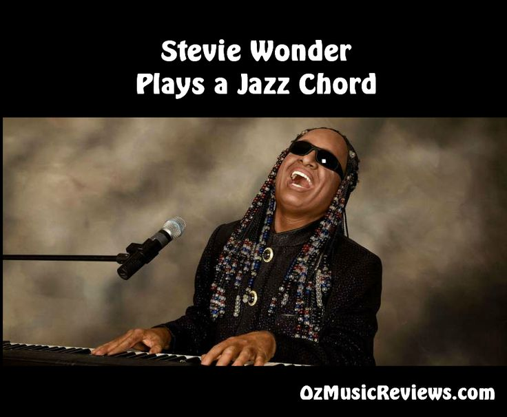 """Stevie Wonder Plays a Jazz Chord #StevieWonder is playing his first gig in Tokyo and the place is absolutely packed to the rafters.  In a bid to break the ice with his new audience he asks if anyone would like him to play a request. A little old Japanese man jumps out of his front row seat and shouts, """"Play a #Jazz chord ! Play a jazz chord !"""" More @ https://www.facebook.com/OzMusicReviews/photos/a.132990880127030.28873.132988913460560/923334611092649/?type=1&theater"""