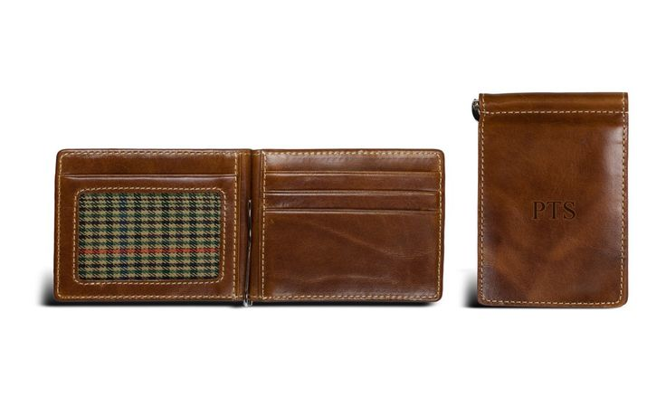 The Chesterfield Flip Clip Wallet: