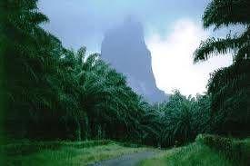 Isla de las Rolas + Santo tome y principe