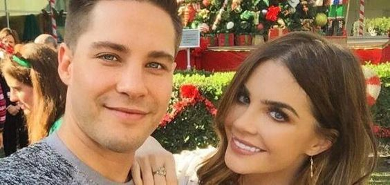 "Dean Geyer tied the knot with former ""Code Black"" star Jillian Murray at an intimate wedding in California."