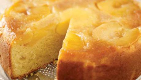 Have you tried Kevin Dundon's Apple Upsidedown Cake? The secret is The caramel from the brown sugar gives this a fantastic flavour.Click for the great recipe!