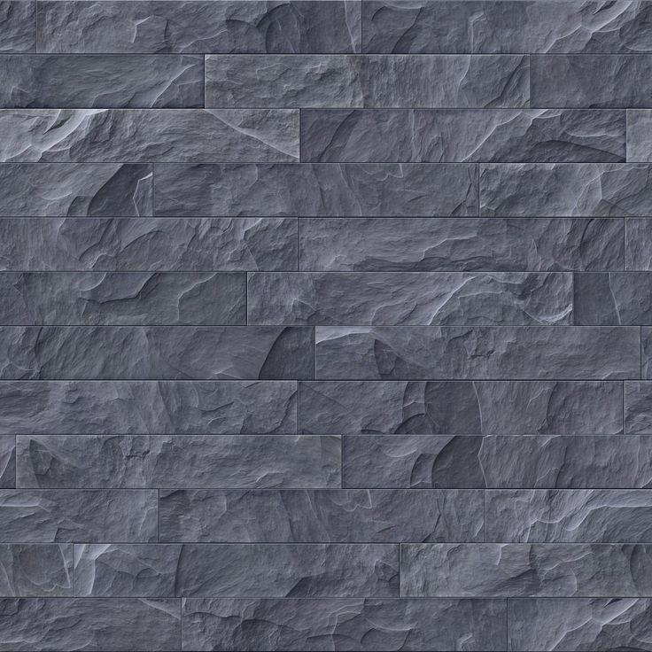 Excellent seamless slate stone floor texture - http://www.myfreetextures.com/excellent-seamless-slate-stone-floor-texture/