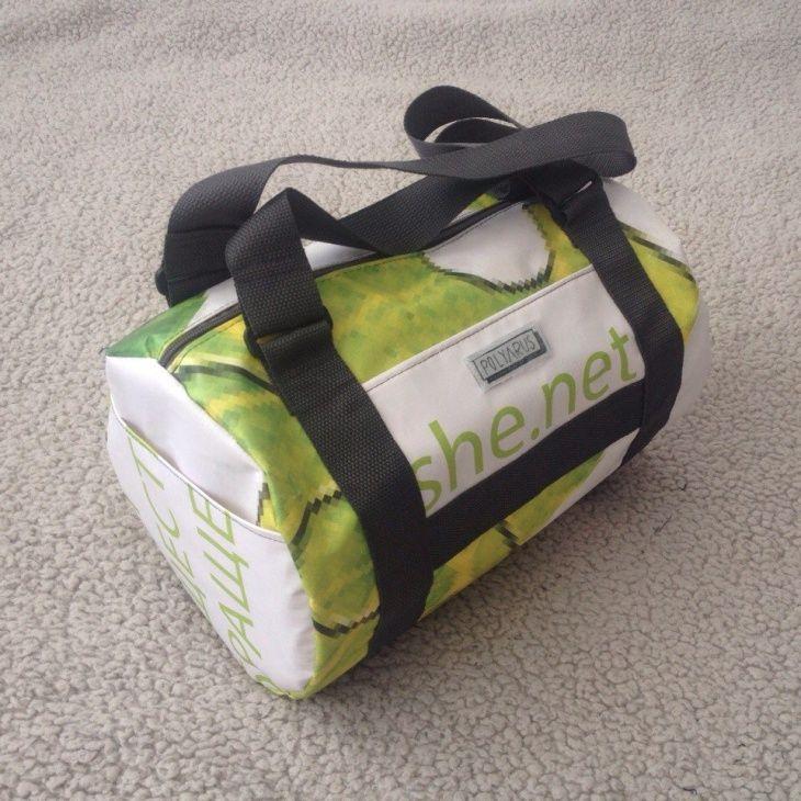 polyarus - сумки из баннеров 9