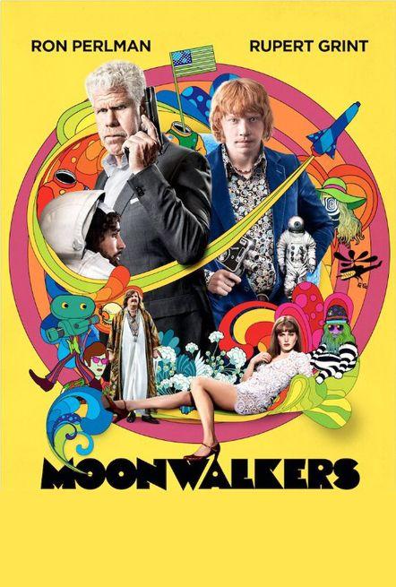 Moonwalkers USA, Francia: 2015 Genere: Commedia Durata: 107' Regia: Antoine Bardou-Jacquet Con: Rupert Grint, Ron Perlman, Robert Sheehan. Nel lugli