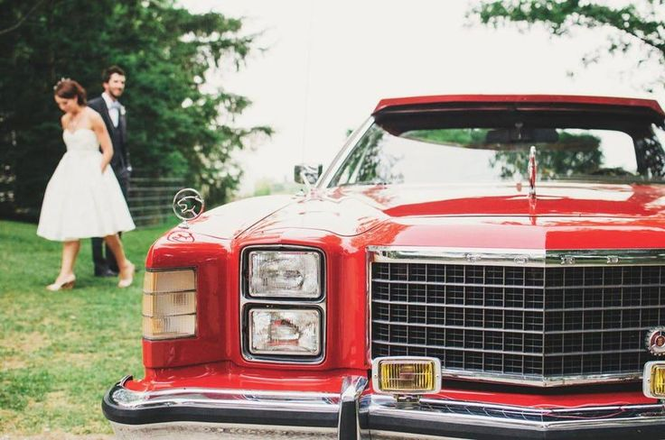 There are many modes of transportation that you could choose for your wedding, such as: A classic car, a horse drawn carriage, or even a golf cart!  Let's begin planning your wedding: https://www.ravenluxuryevents.com/  #wedding #weddingcar #classiccar #ravenluxuryevents #torontoweddingplanner  Photo Source: https://www.pexels.com/photo/couple-standing-near-red-classic-monte-carlo-35092/
