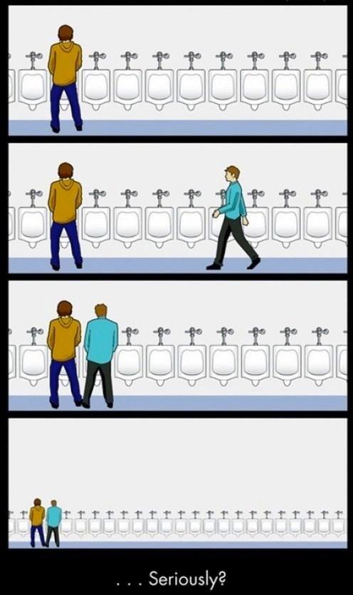 Breaking the guy code