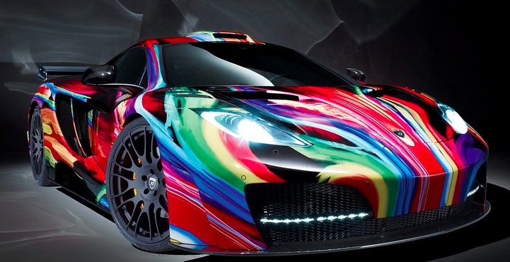 Colour & Fast cars | Art Car | Pinterest | Cars, Tie dye ...