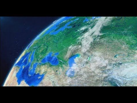 World Map Earth Zoom (Videohive After Effects Templates