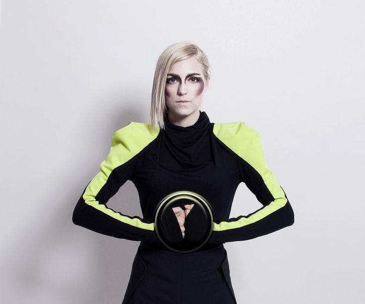 sport luxe, futuristic urban sport fashion