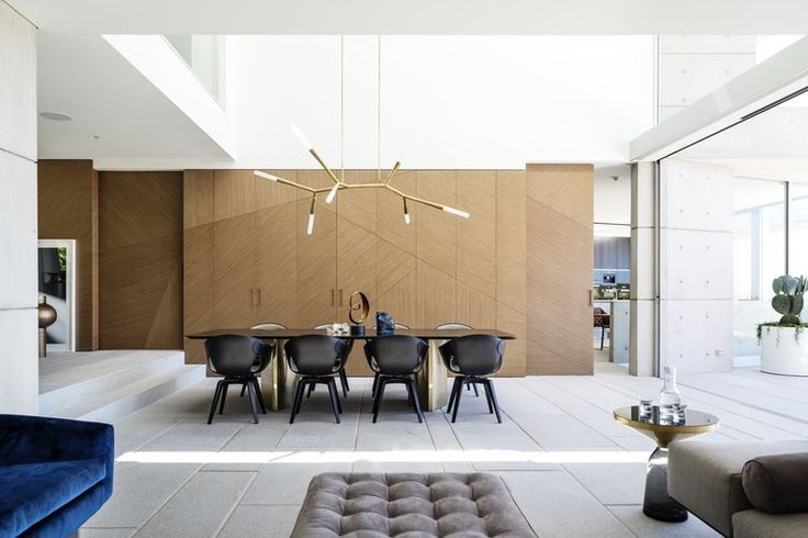 Alexandra Kidd Design Mosman House Project Formal Dining