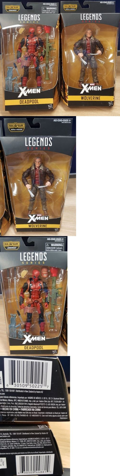 Mixed Lots 49018: Marvel Legends Series X-Men Deadpool And Wolverine Old Man Logan **New** Set Of 2 -> BUY IT NOW ONLY: $100 on eBay!