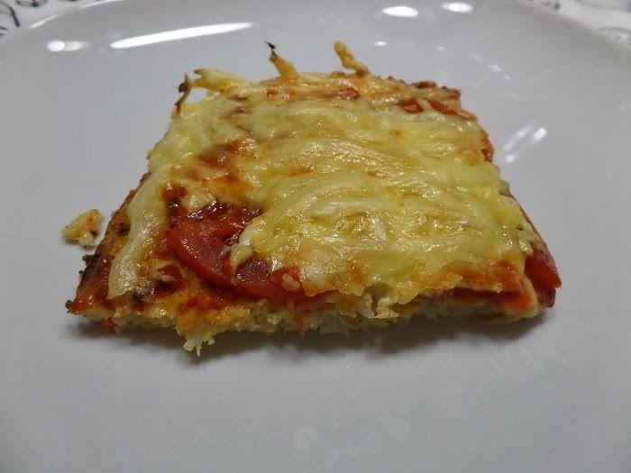Paleo életmód: Pizza