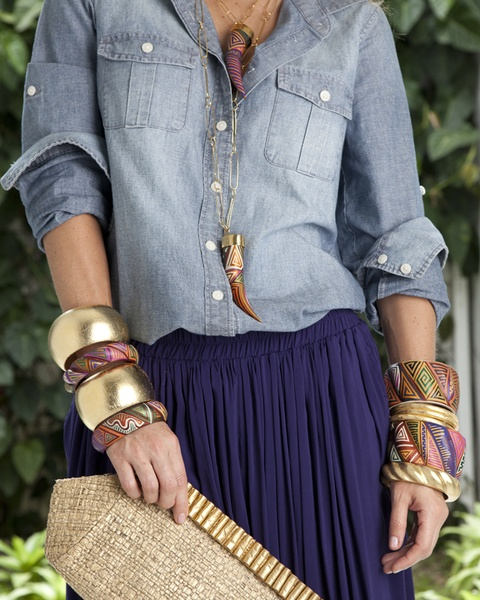 casual cool great bangles