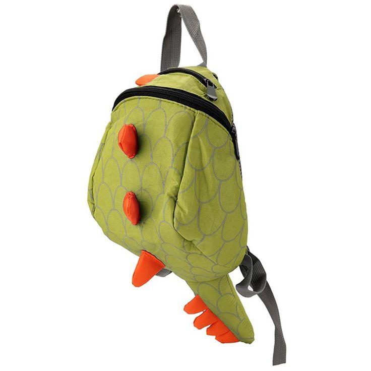 VSEN 2X Hot Kids Kindergarten Girls Boys Backpack School Bags Cartoon Animals Smaller Dinosaurs