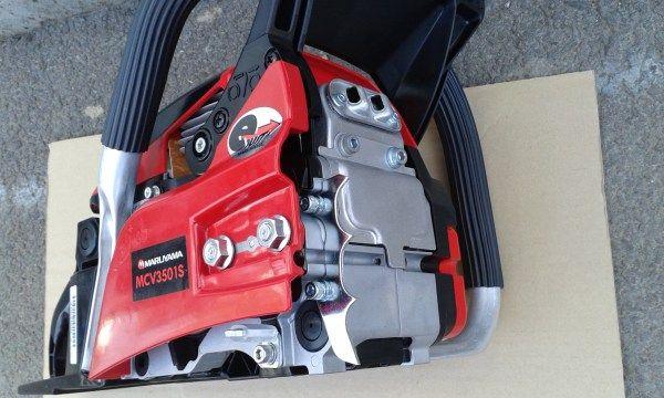 Esapament motoferastrau Maruyama MCV3501S.