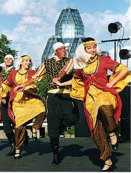 Traditional Lebanese Dance
