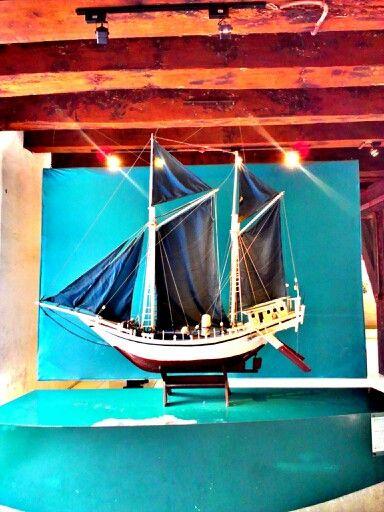 Maritime Museum, Jakarta, Indonesia