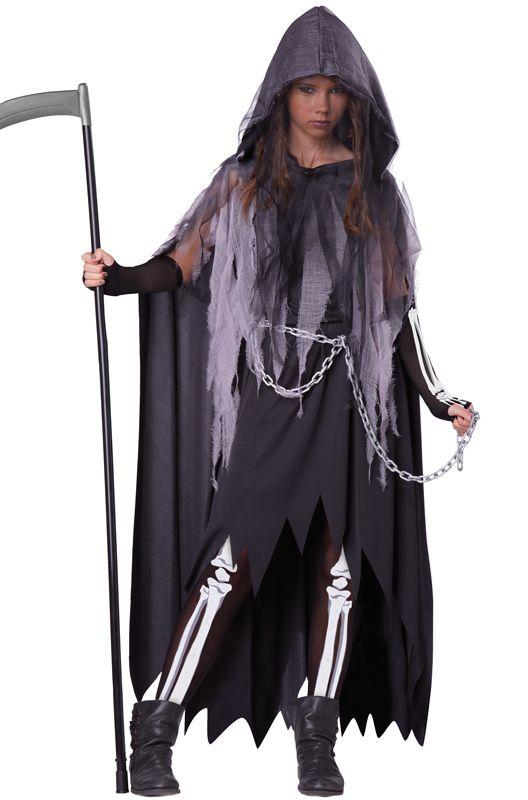 Miss reaper tween costume id e - Idee costume halloween ...