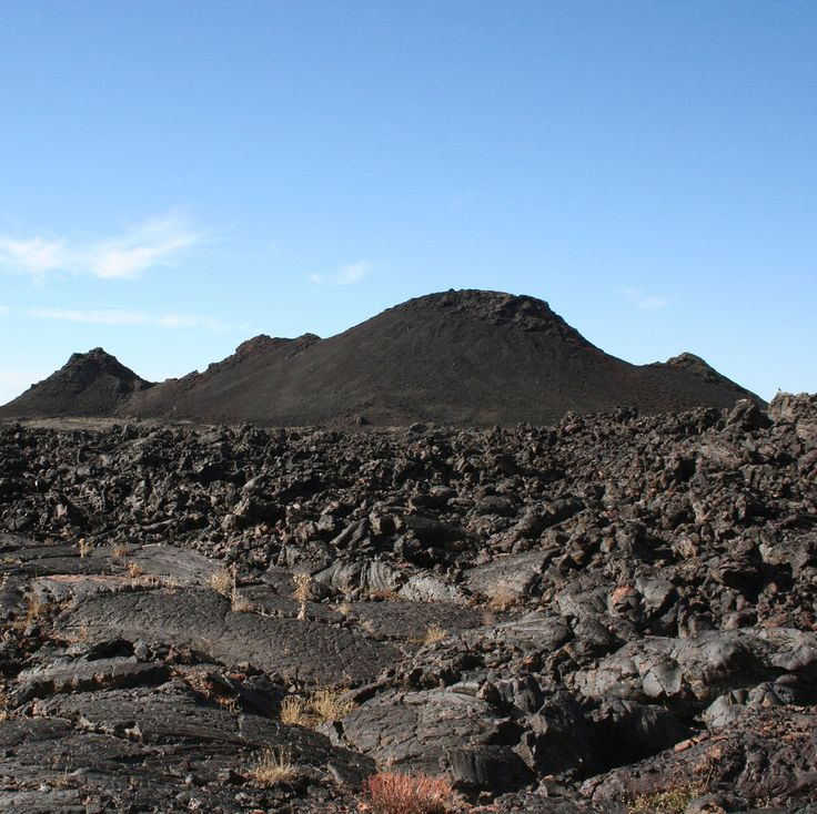 Craters of the Moon - Arco, Idaho