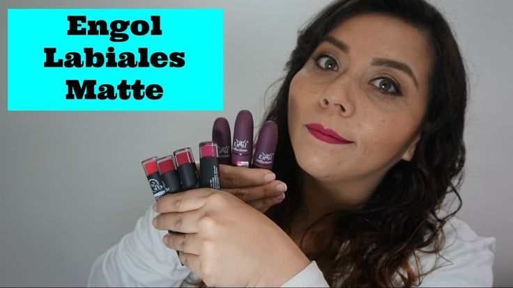 Mis Lips Gloss MATTE | ENGOL Colab Monica Beauty and Makeup