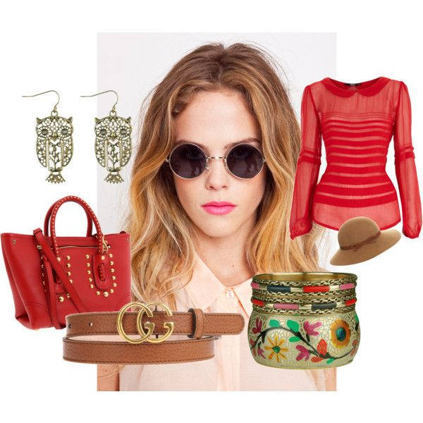 Hippie Chic, created by jonobo on Polyvore