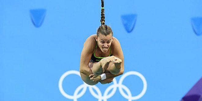 Rio 2016: Tania Cagnotto bronzo nella finale dei tuffi trampolino 3 metri