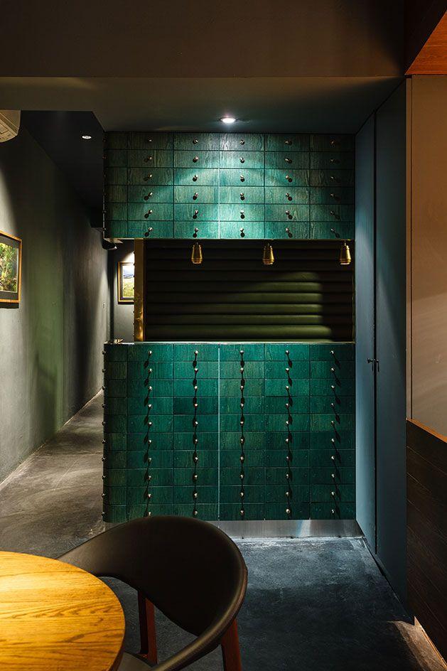 ‣‣ Cure restaurant by Camiel Weijenberg