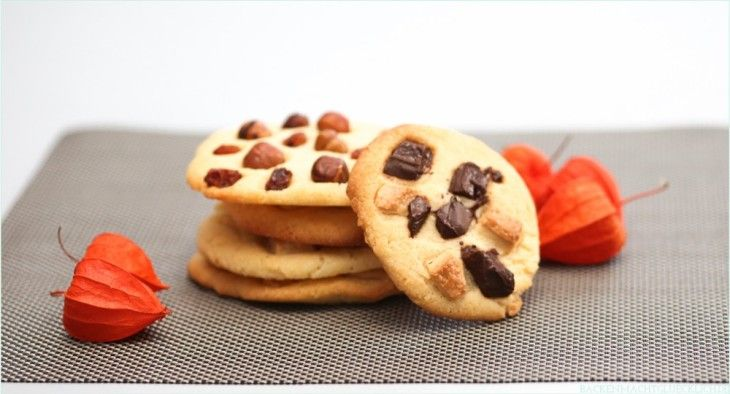 Chewy Cookies backen