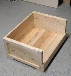DIY Pet bed. Small version for a smaller pet - small dog or a cat