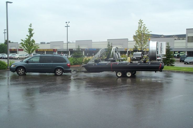 ATASD is easy to transport and deploy - no boat ramp or dock is necessary.