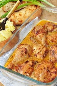 Как приготовить острая курица в сливочном соусе - рецепт, ингридиенты и фотографии