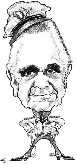 Gen. William Westmoreland