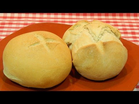 Cómo hacer pan casero de forma fácil - YouTube