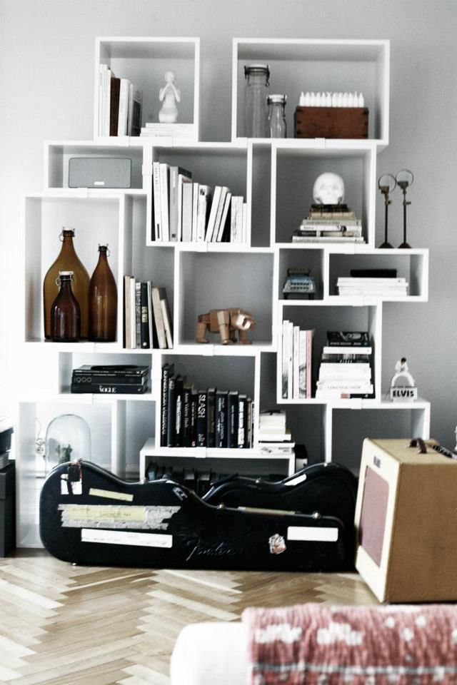 Muuto - Stacked shelving system