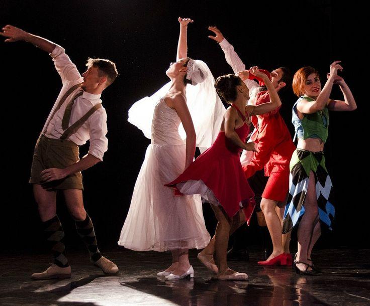 Danza Oplas a Perugia, Centro Regionale di danza - Umbria