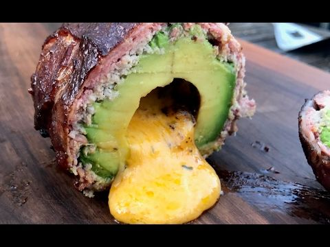 SMOKED & STUFFED AVOCADO – english Grill- und BBQ-Recipe – 0815BBQ – YouTube – Kathy Trujillo
