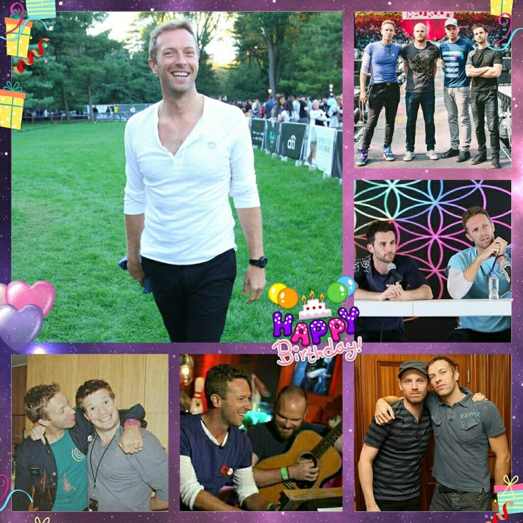 #HappyBirthdayChrisMartin #HappyBirthdayChris #HappyBirthday 🎂🎁🎈🎉💗❤💖 #Happy40thanniversary #HappyBirthdaykingofrock 👑