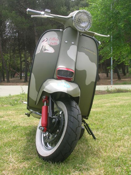 665 best images about lambretta moto on pinterest for Garage scooter nice