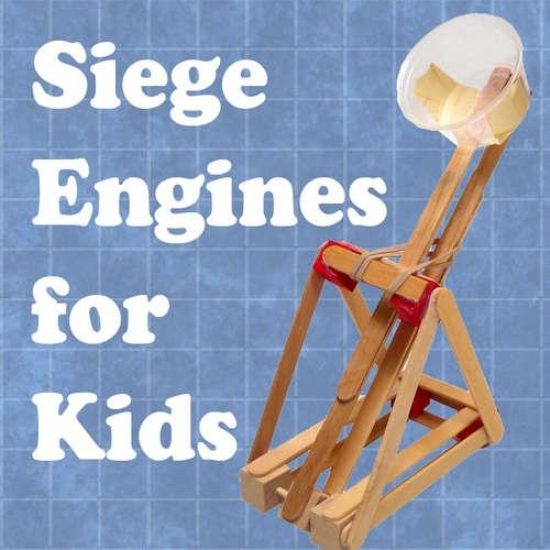 Mini Siege Engines--medieval times