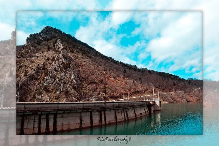 Φραγμα λιμνης Πλαστήρα