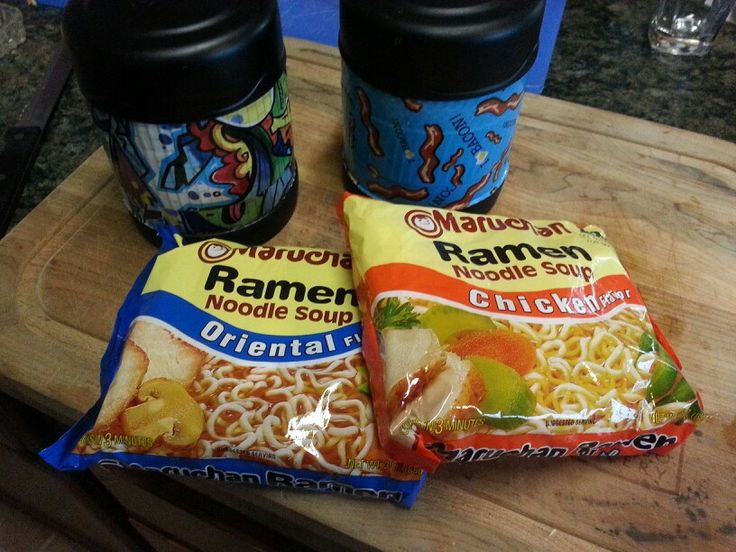 Send Ramen in their lunch. Just fill Thermos w/boiling water. Add season pk. Break up noodles & add. Noodles will cook in hot Thermos.  My kids love it!  ♡