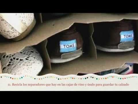 47 best images about como organizar los cajones y roperos - Ideas para organizar armarios ...