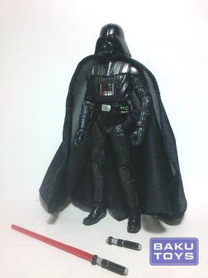 Star Wars 3.75 Darth Vader Black Series