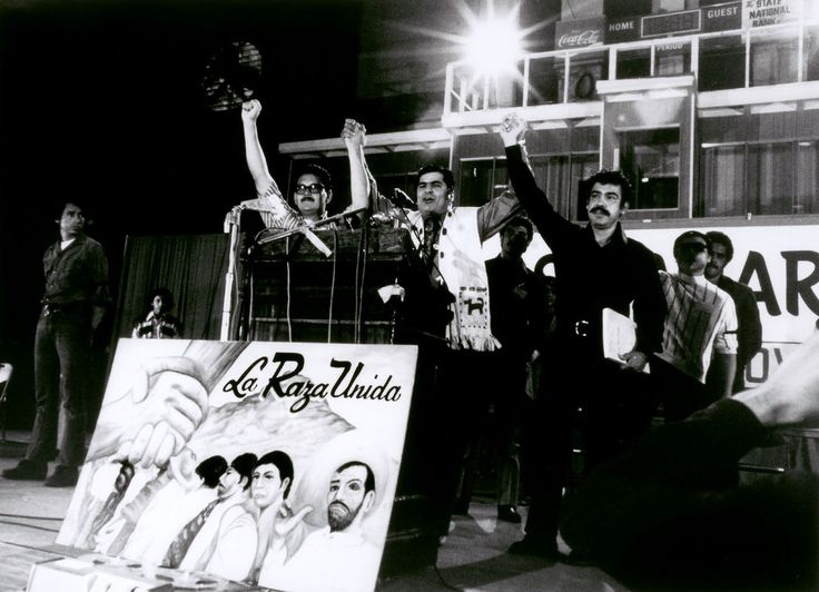 Oscar Castillo used his camera to capture some of the most iconic and powerful moments of the Chicano Movement.