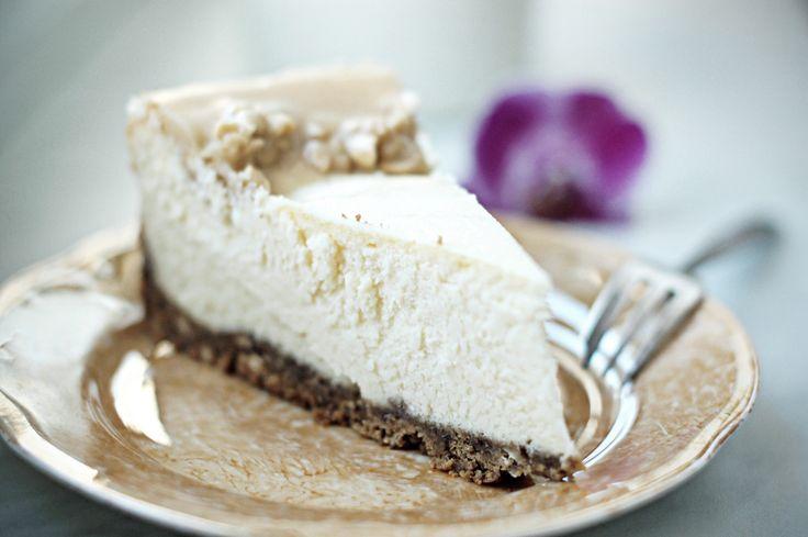 Sernik z nutką dekadencji / Cheesecake with caramel
